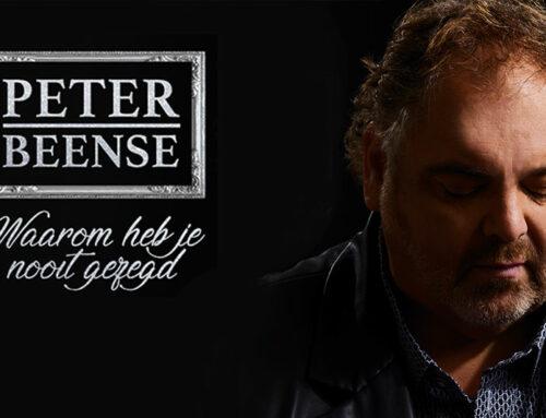 Peter in actie voor Alzheimer Nederland